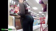 Slutslovedick.com - candid large a-hole store clerk