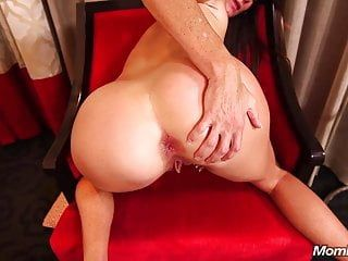 Pumping 38 years old milf doggy style