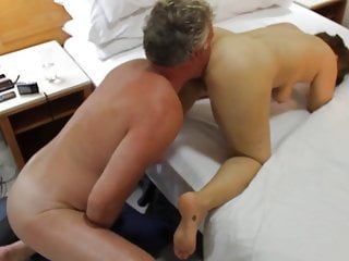 Uzbekistan slut milf with british lad stuart wilson