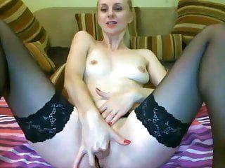 In c ech.orgasm milf golden-haired masturbation solo livecam toy