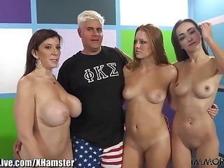 Immorallive milf teachin party angels to squirt
