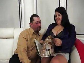 Hungarian bbw milf large love melons anal act