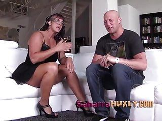 Christian xxx drilled by the amazon saharra huxly