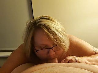 Bbw breasty bitch engulfing some other one and swallowing all