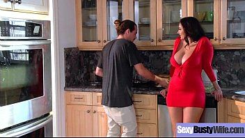Hot breasty wife ava addams love intercorse on camera movie-05