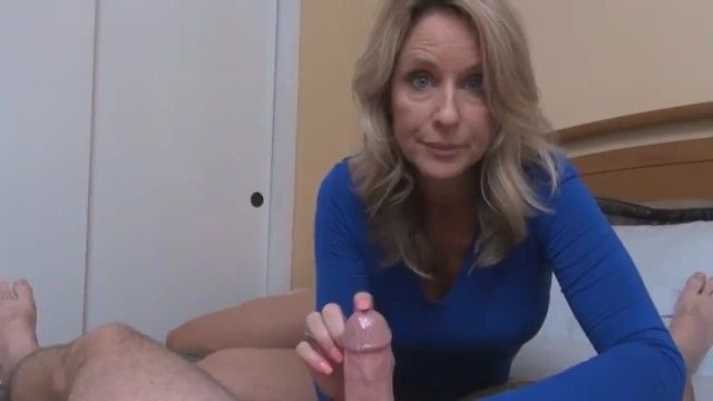 Worthy sex lesson from older milf pov
