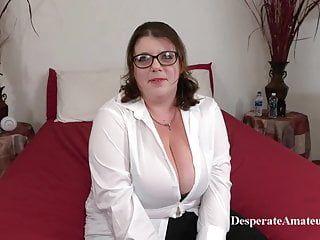 Casting Nikki, dilettanti disperati, milf BBW con grandi paraurti
