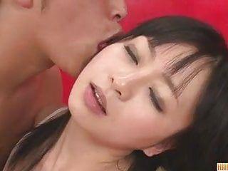 Sexy creampie oriental porn with nozomi in white underware